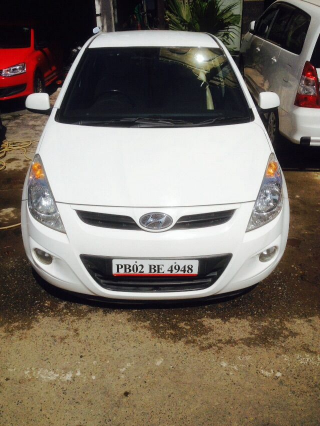 Hyundai i20 Asta 1.4 CRDi 6 Speed 2009