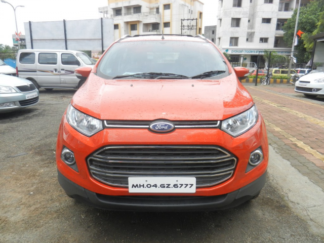 Ford EcoSport AMBIENTE 1.5 TDCI 2015