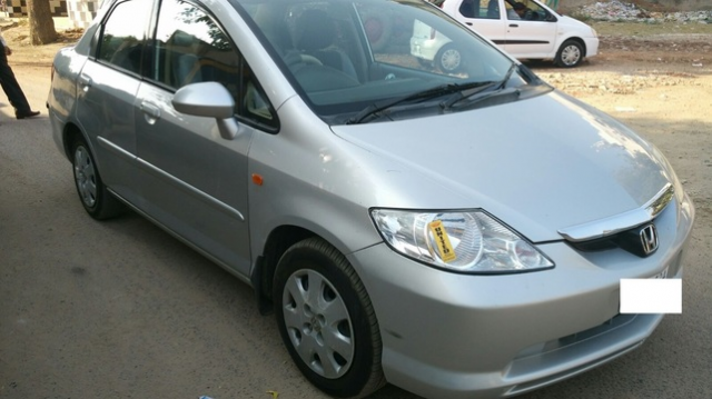 Honda City 1.5 EXI 2005