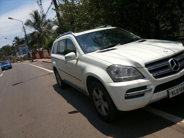 Mercedes-Benz GL 350 CDI BLUE EFFICIENCY 2010