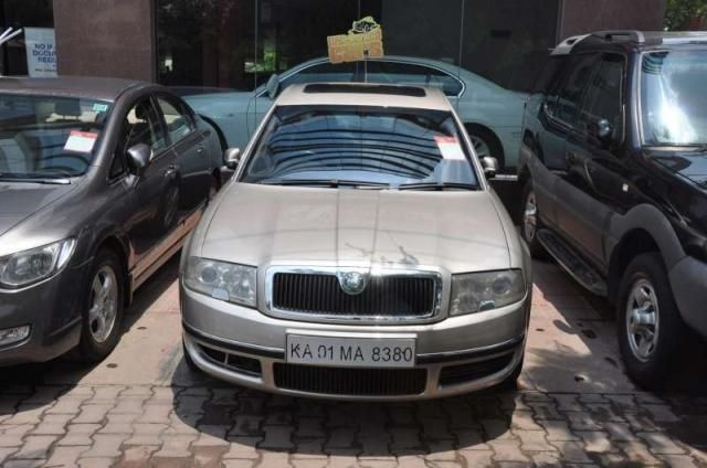 Skoda Superb 2.5 TDI 2005