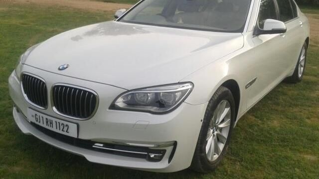 BMW 7 Series 730 Ld Signature 2014
