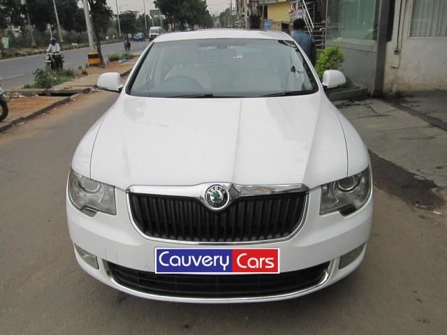Skoda Superb AMBITION 1.8 TSI MT 2010