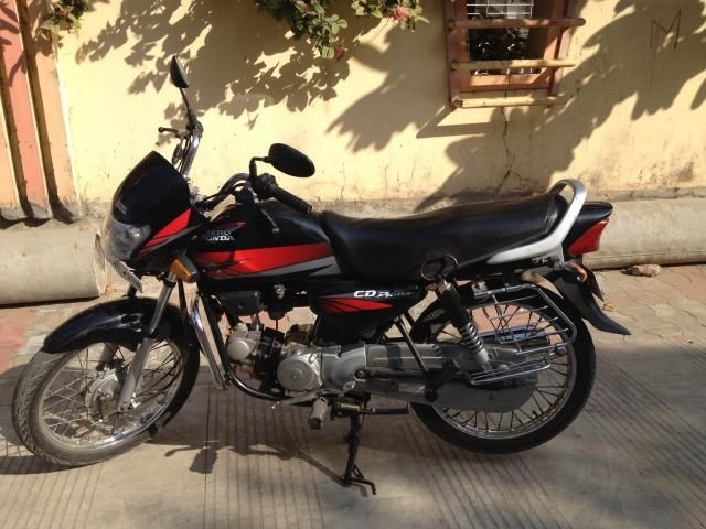 Hero CD Deluxe 100cc 2008