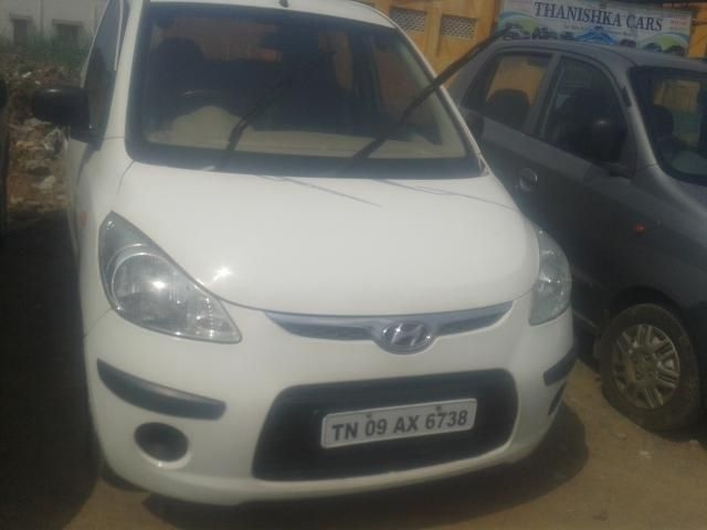 Hyundai i10 Asta 1.2 AT 2008