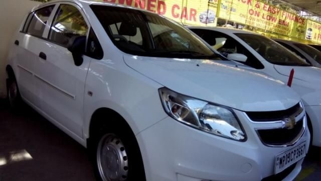 Chevrolet Sail 1.3 LT ABS 2014