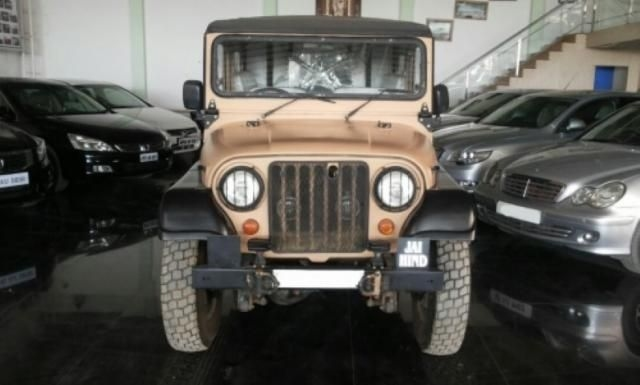 Mahindra Jeep MM 540 2003
