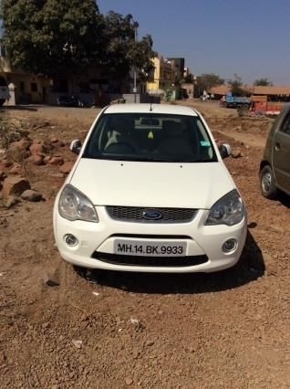 Ford Fiesta EXi 2008