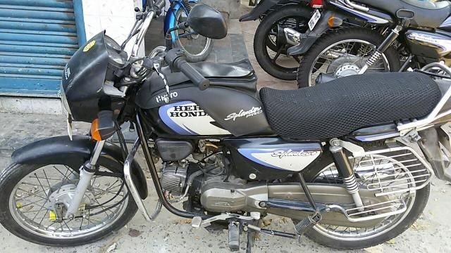 Hero Splendor 100cc 1997