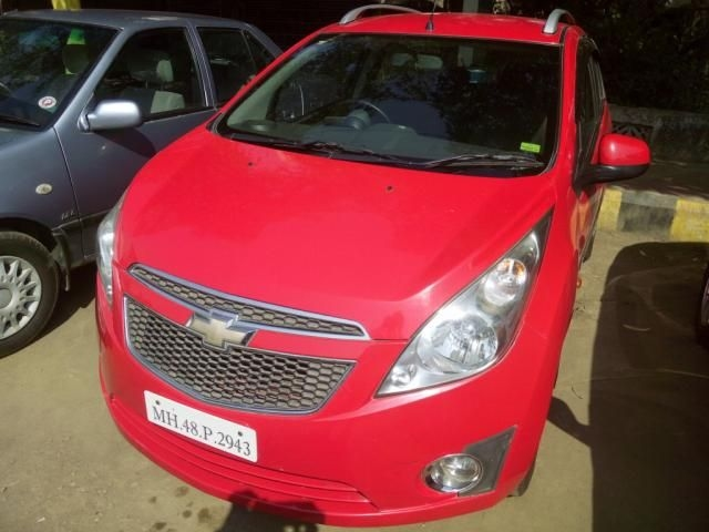 Chevrolet Beat LT LPG 2013