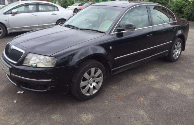 SKODA SUPERB Ambition 1.8 TSI MT 2009