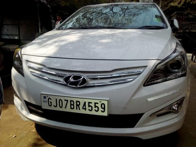 Hyundai Verna 1.6 SX VTVT AT 2015