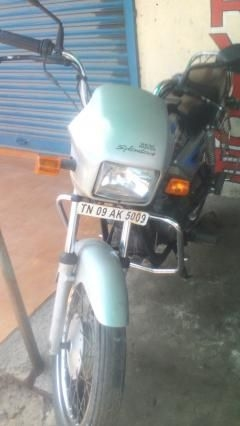 Hero Splendor 100cc 2004