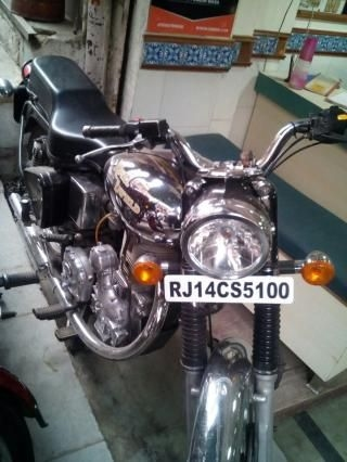 Royal Enfield Machismo 500cc 2007