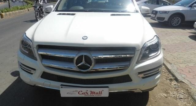Mercedes-Benz GL 350 CDI BLUE EFFICIENCY 2013