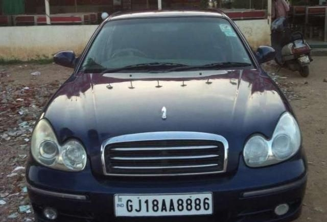 Hyundai Sonata 2.4 GDi AT 2004