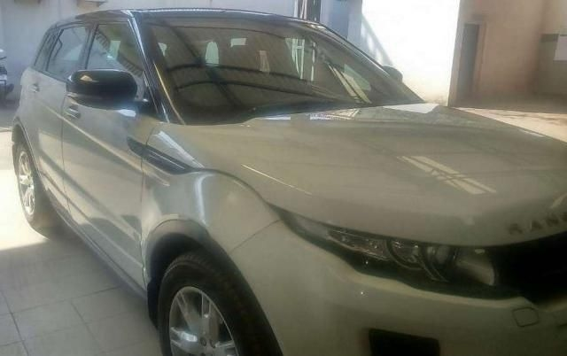 Land Rover Range Rover Evoque Dynamic SD4 2015