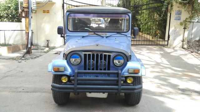 Mahindra Jeep MM 540 DP 1998