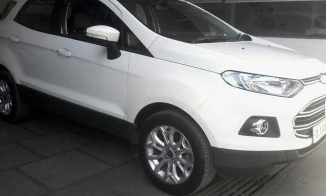Ford EcoSport Trend 1.5L Ti-VCT 2014