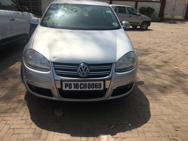 Volkswagen Jetta 2.0L TDI Highline AT 2008