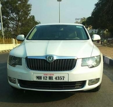 Skoda Superb AMBITION 2.0 TDI AT 2011