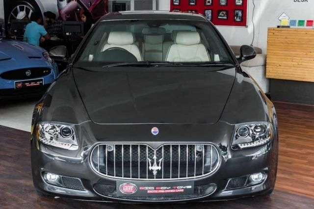 5 Used Maserati Cars In India Verified Maserati Cars For Sale Droom
