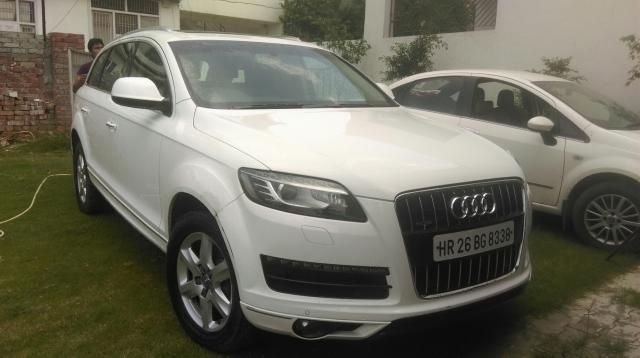 Audi Q7 4.2 TDI TECHNOLOGY 2011