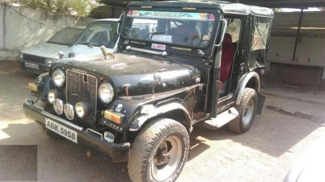 Mahindra Jeep MM 540 1989