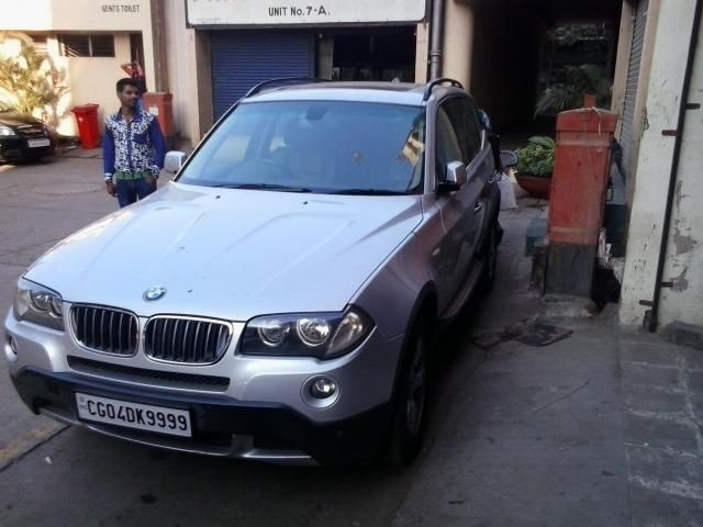 BMW X3 sDrive 20d 2008