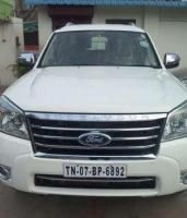 Ford Endeavour 4x4 AT 2012