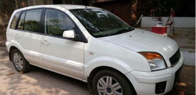 Ford Fusion Plus Diesel 2009