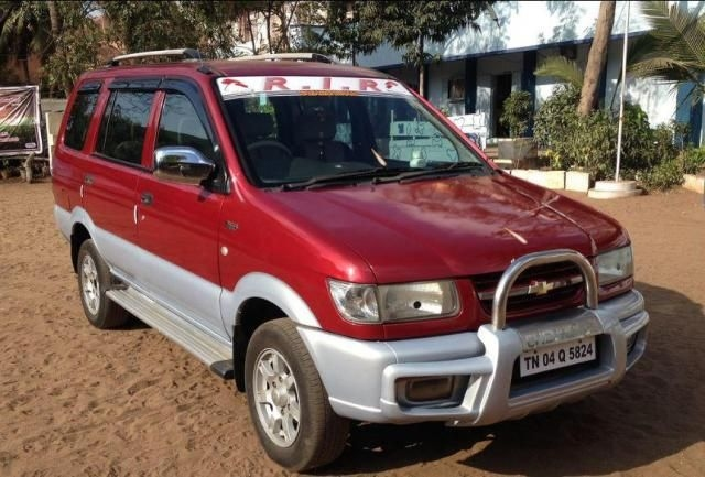 31 Used Chevrolet Tavera Car 2006 Model For Sale Droom