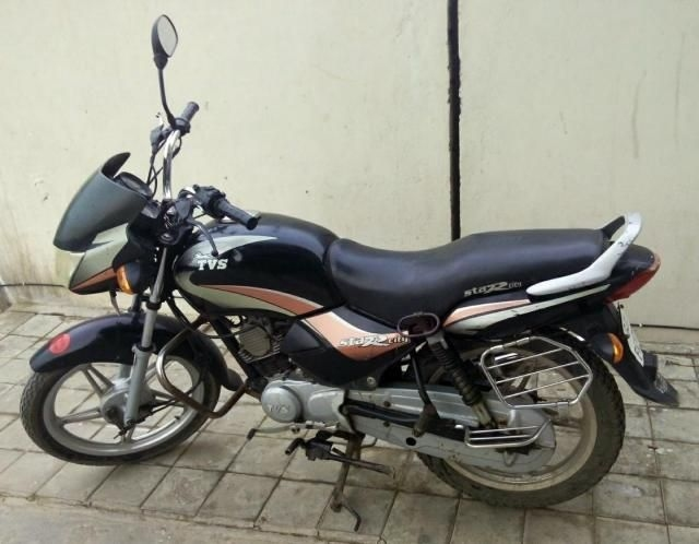 TVS Star City 110cc 2006