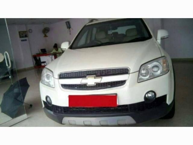 Chevrolet Captiva LTZ AWD AT 2014