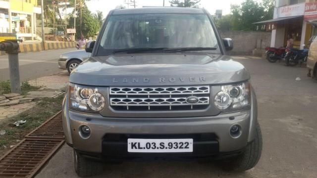Land Rover Discovery Discovery SE 2010