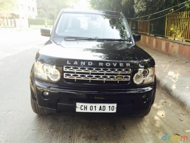 Land Rover DISCOVERY 4 3.0 V6 HSE 2010