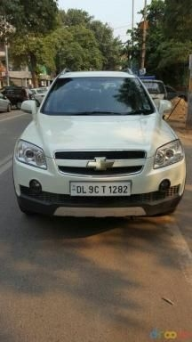 Chevrolet Captiva Ltz AWD 2009