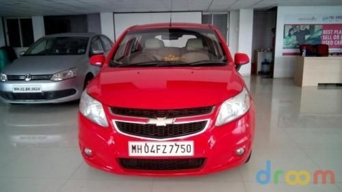 Chevrolet Sail 1.3 LS ABS 2012