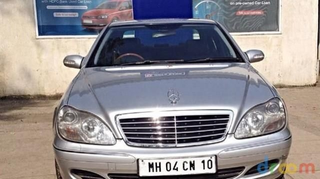 Mercedes-Benz S-Class 350 CDI LONG BLUE EFFICIENCY 2005