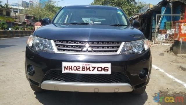 Mitsubishi Outlander 2.4 Chrome Ltd 2009