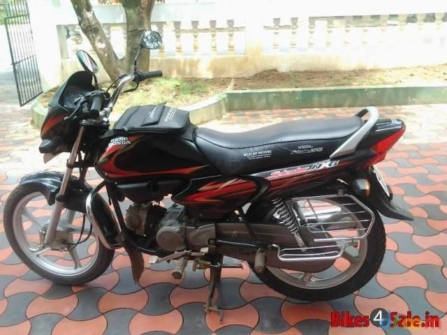 Hero Splendor NXG 125cc 2008