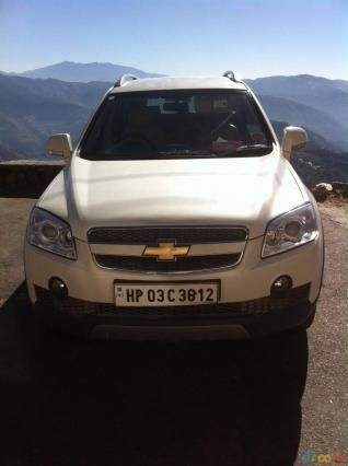 Chevrolet Captiva LT 2009
