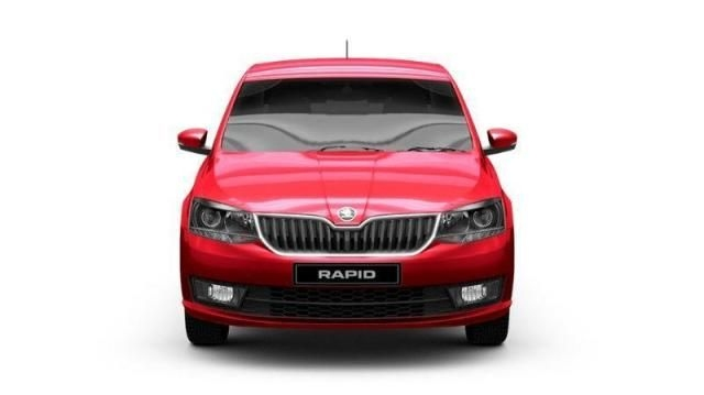 Skoda Rapid 1.5 TDI STYLE AT 2017