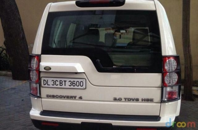 Land Rover Discovery Discovery HSE 2009