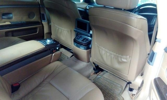 BMW 7 Series 730Ld 2007