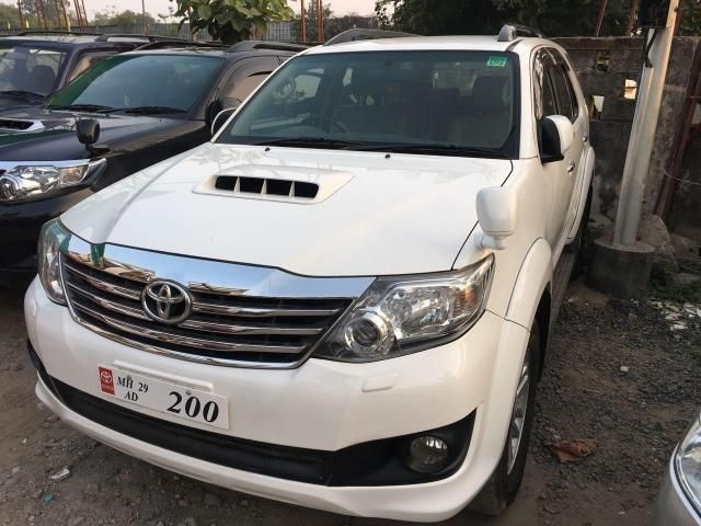 Toyota Fortuner 3.0 4x4 AT 2012