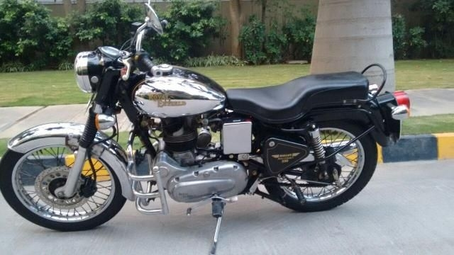 Royal Enfield Machismo 350cc 2008