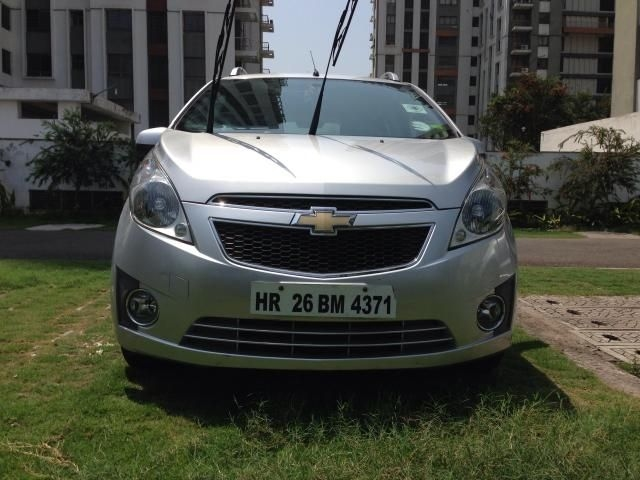 Chevrolet Beat LT 2011