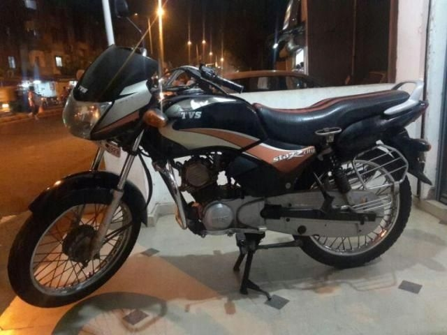 TVS Star City 110cc 2005