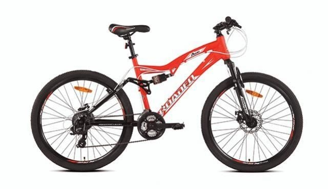 Hercules Roadeo A500-Matte Edition 26 Inches 2020